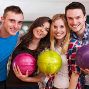 Adult Bowling Party